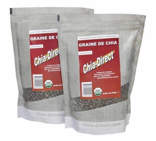 premium chia